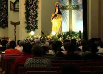 Fiestas Patronales de Santa Teresa. Foto: V. Pérez