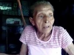 Chantaje sandinista contra anciana en cinco pinos