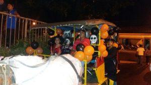 Fiesta de los ahuizotes, Masaya. Foto: A. Silva.