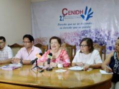 El CENIDH critica proceso de votaciones. Foto: Cortesía