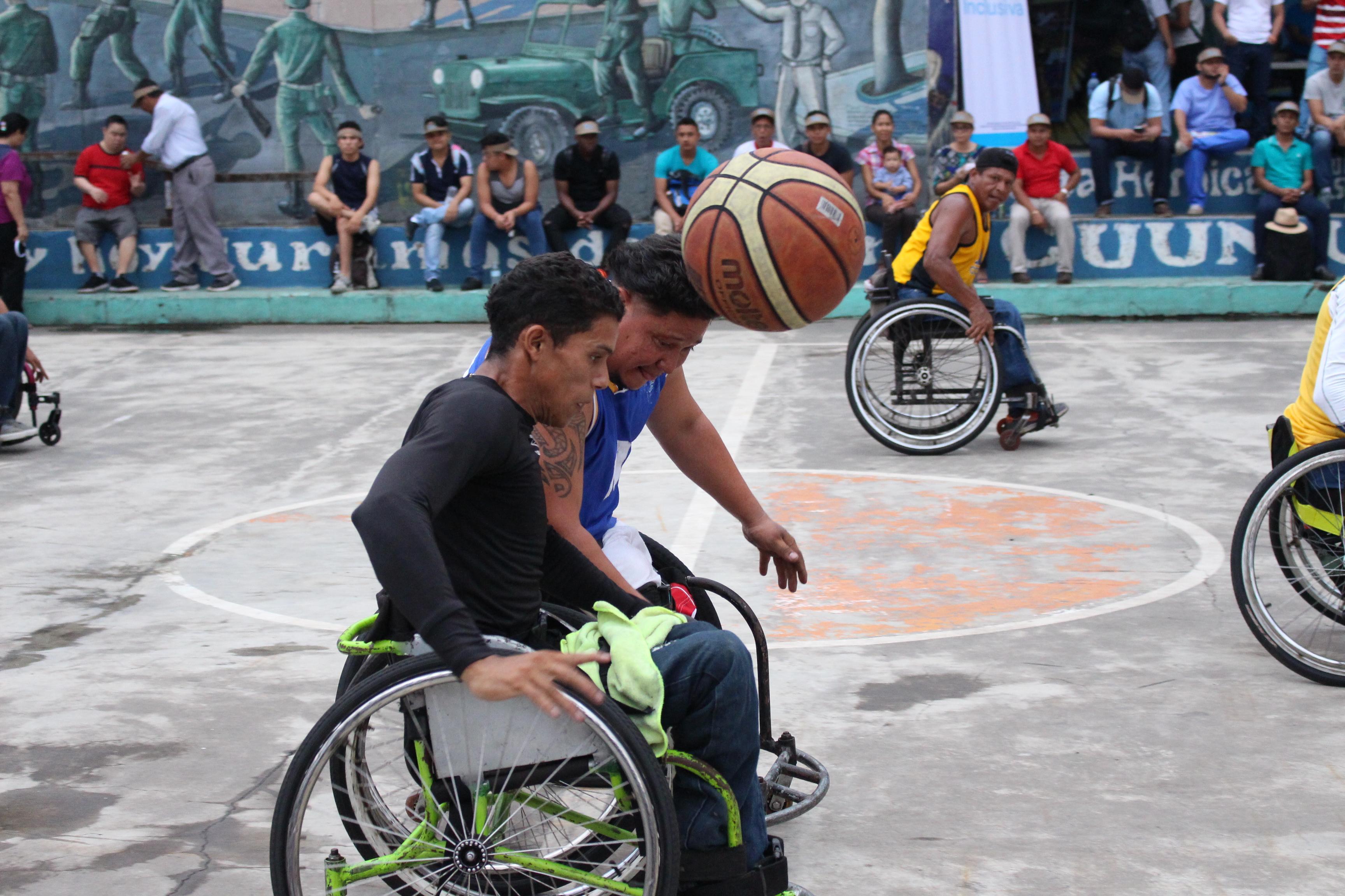 Rumbo a los II Juegos Paracentroamericanos 2018