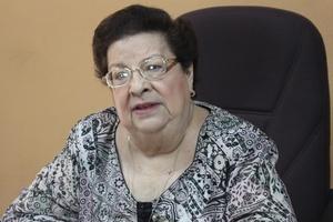 Doctora Vilma Núñez, presidenta del Cenidh.