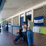 Centros de Votación vacíos