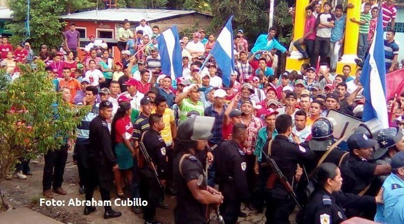 Presos de San Isidro están incomunicados en El Chipote