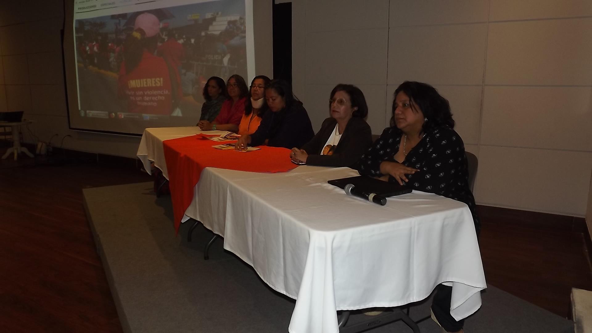 Defensoras de derechos humanos en Nicaragua recuentan 389 agresiones. Coordinadoras