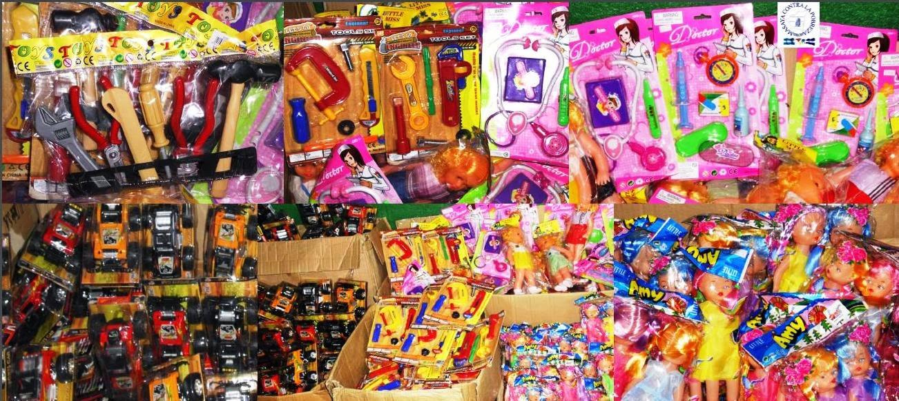 Regalos, productos de navidad y de la purísima serán exonerados de impuestos. Foto: tomada de Internet