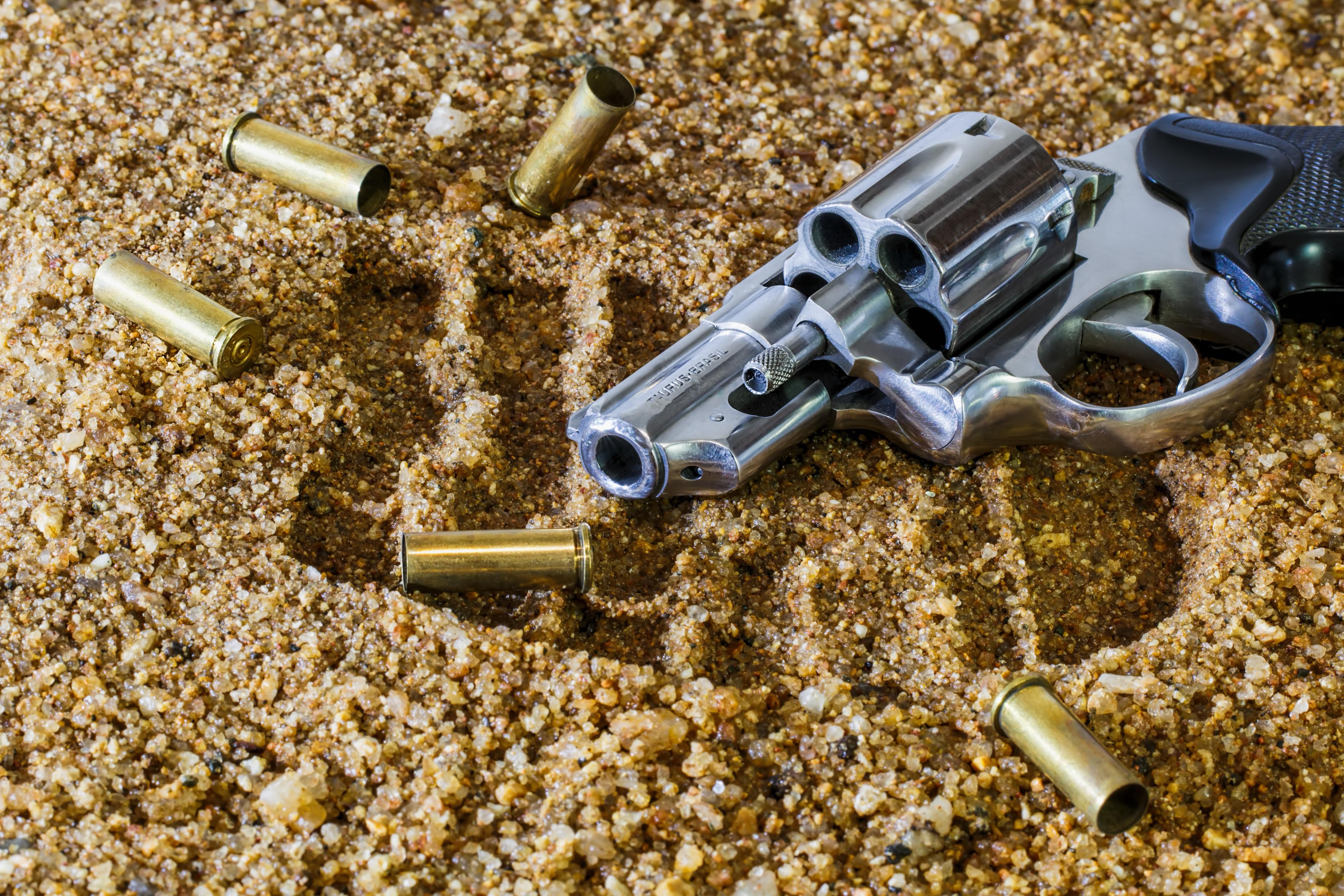Militar asesina a adolescente en el Caribe Norte. Foto ilustrativa de la escena del crimen.