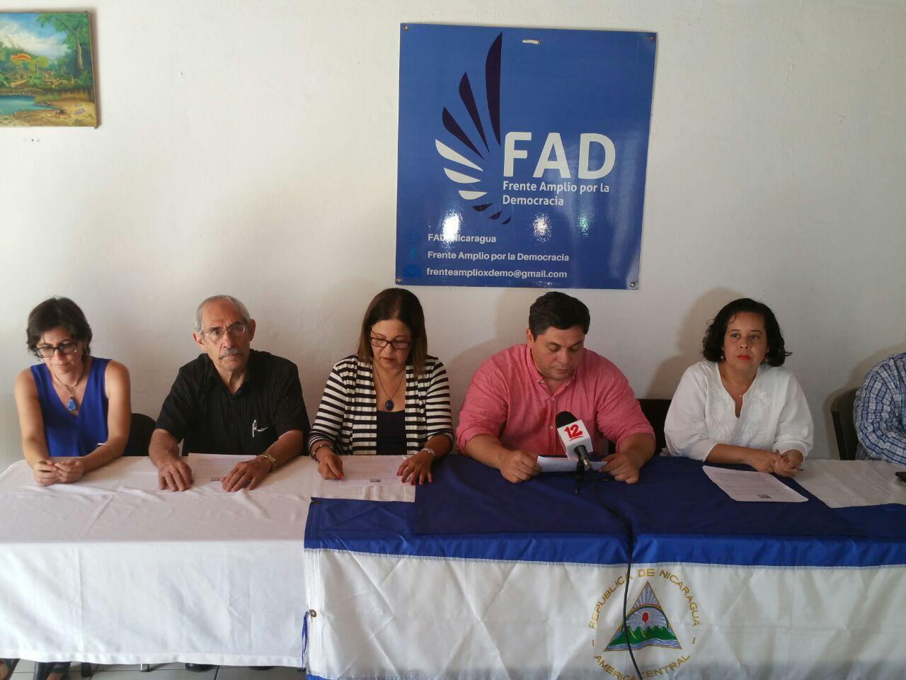 Opositores llaman a denunciar irregularidades en votaciones municipales