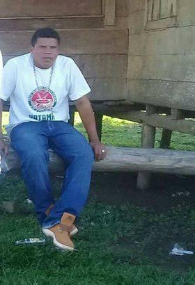 Chando Smith, simpatizante de Yatama, asesinado en el Caribe.