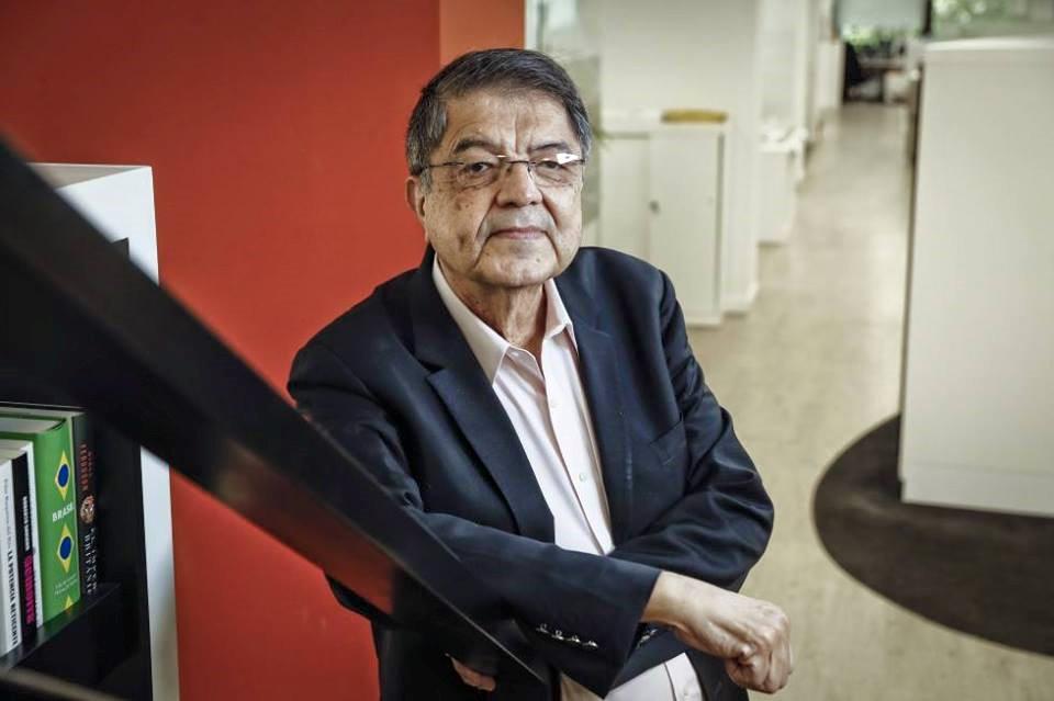 Sergio Ramírez gana el premio Cervantes 2017. Foto: El País