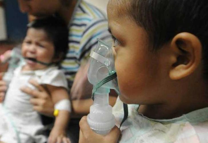 Muertes por neumonía aumentan en Nicaragua. Foto: tomada de TN8.