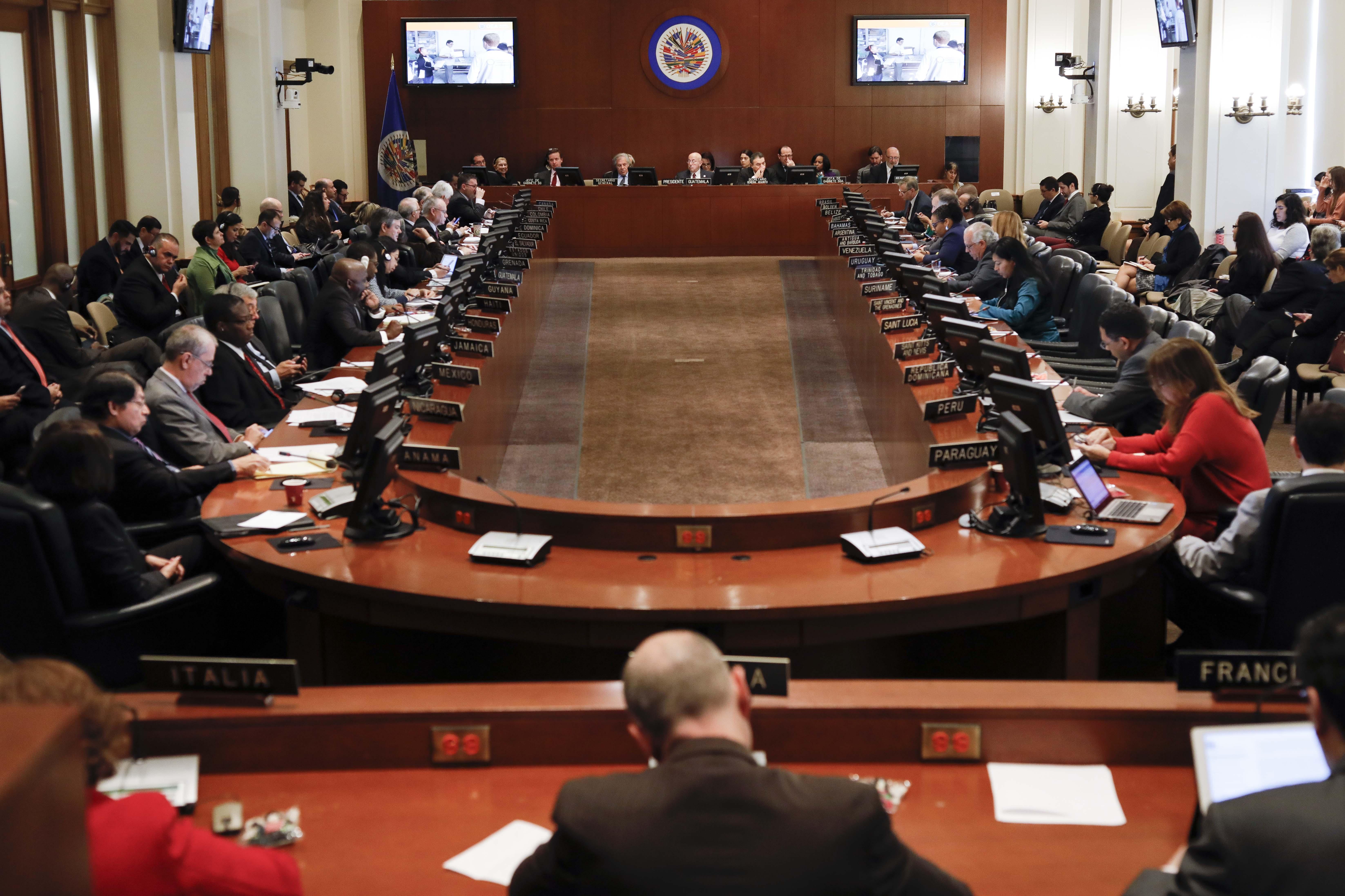 """OEA: Nicaragua necesita una """"reforma integral del sistema electoral"""""""
