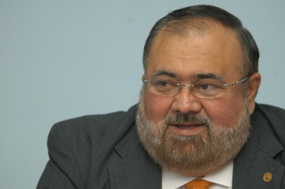 Roberto Rivas Presidente del CSE. Congresistas envían carta a Trump para sancionar a Roberto Rivas. Foto: Confidencial