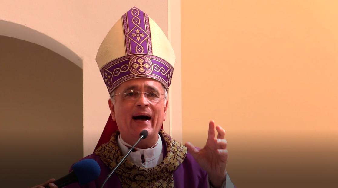 Monseñor Silvio Báez: «No tengan miedo» durante su homilía por los derechos humanos en Nicaragua
