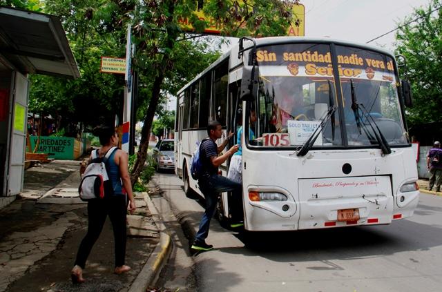 Managua tendrá nuevos buses para el servicio de transporte público. Foto: END.