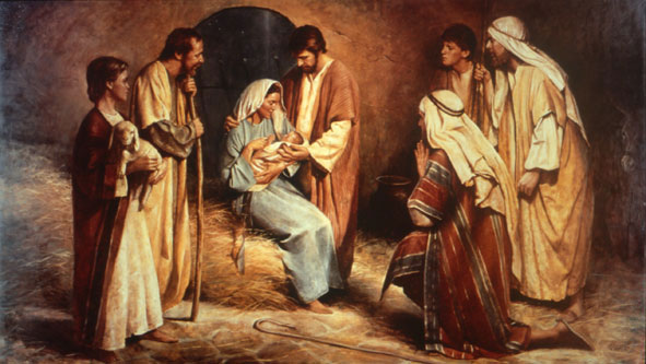 No hay Navidad sin Jesús. Foto tomada de internet.