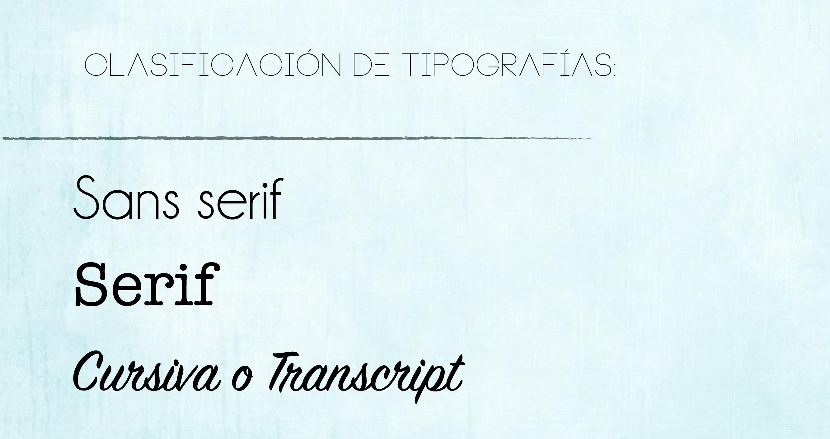 La tipolografía y su importancia a la hora de realizar el distintivo de su empresa