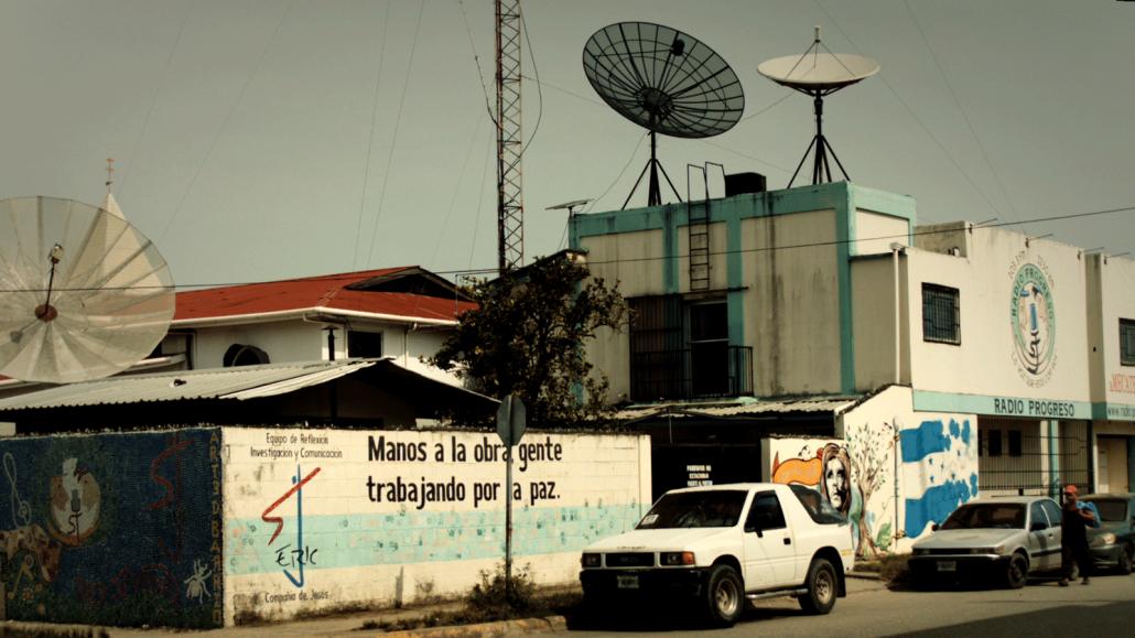 Gobierno de Honduras sabotea a Radio Progreso.