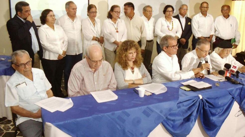 Grupo de los 27 exige renuncia de Roberto Rivas y piden justicia por masacre de La Cruz de Río Grande
