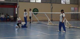 Selección de mujeres de goalball arrasa, a pesar de las limitaciones económicas del equipo. Foto: A. Cruz