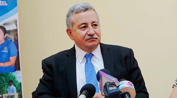 Telémaco Talavera, asesor presidencial y presidente del CNU.