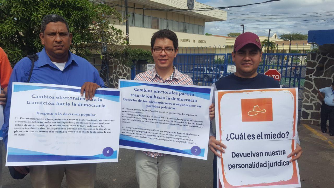 Continuarán con la denuncia contra el Estado de Nicaragua ante la Corte Interamericana de Justicia