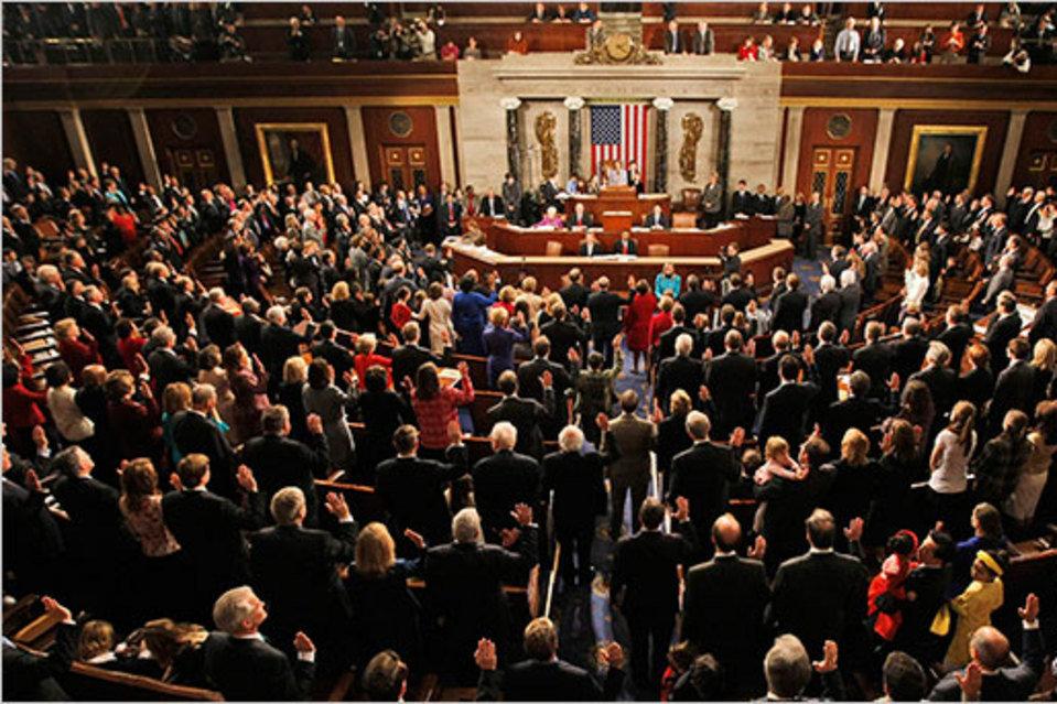 Sede del Congreso de Estados Unidos. Foto tomada de Internet.