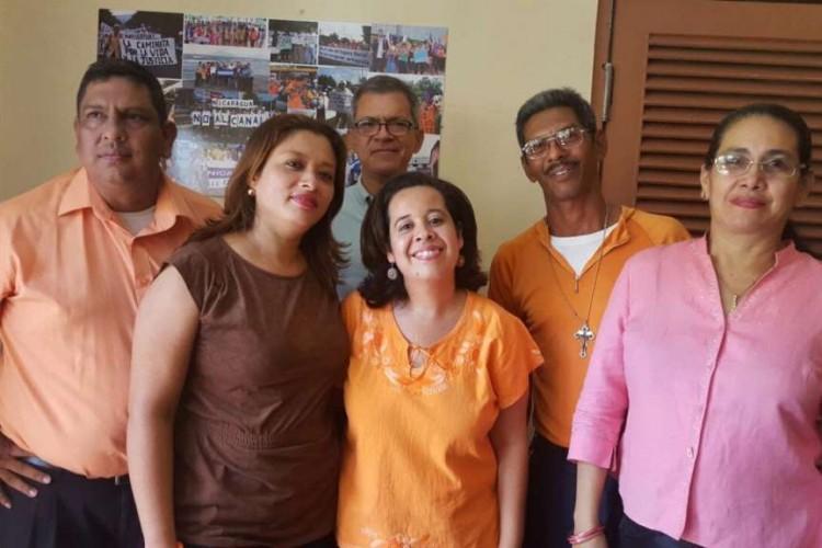 Seis integrantes de la organización política, fueron detenidos arbitrariamente este fin de semana. Fotografía: La Prensa