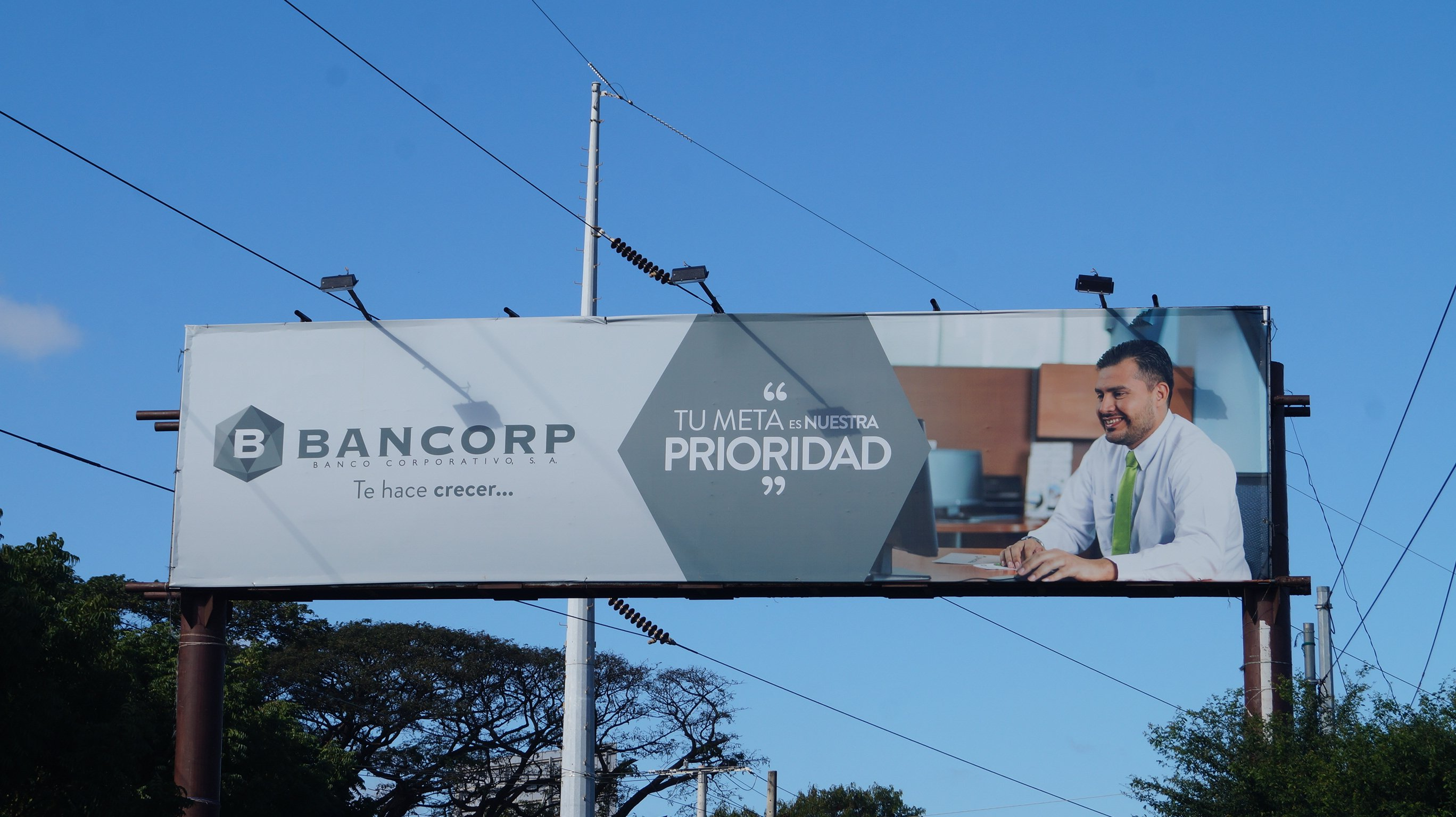 Bancorp, la caja fuerte de Albanisa, en la mira de Estados Unidos. Foto: Artículo66