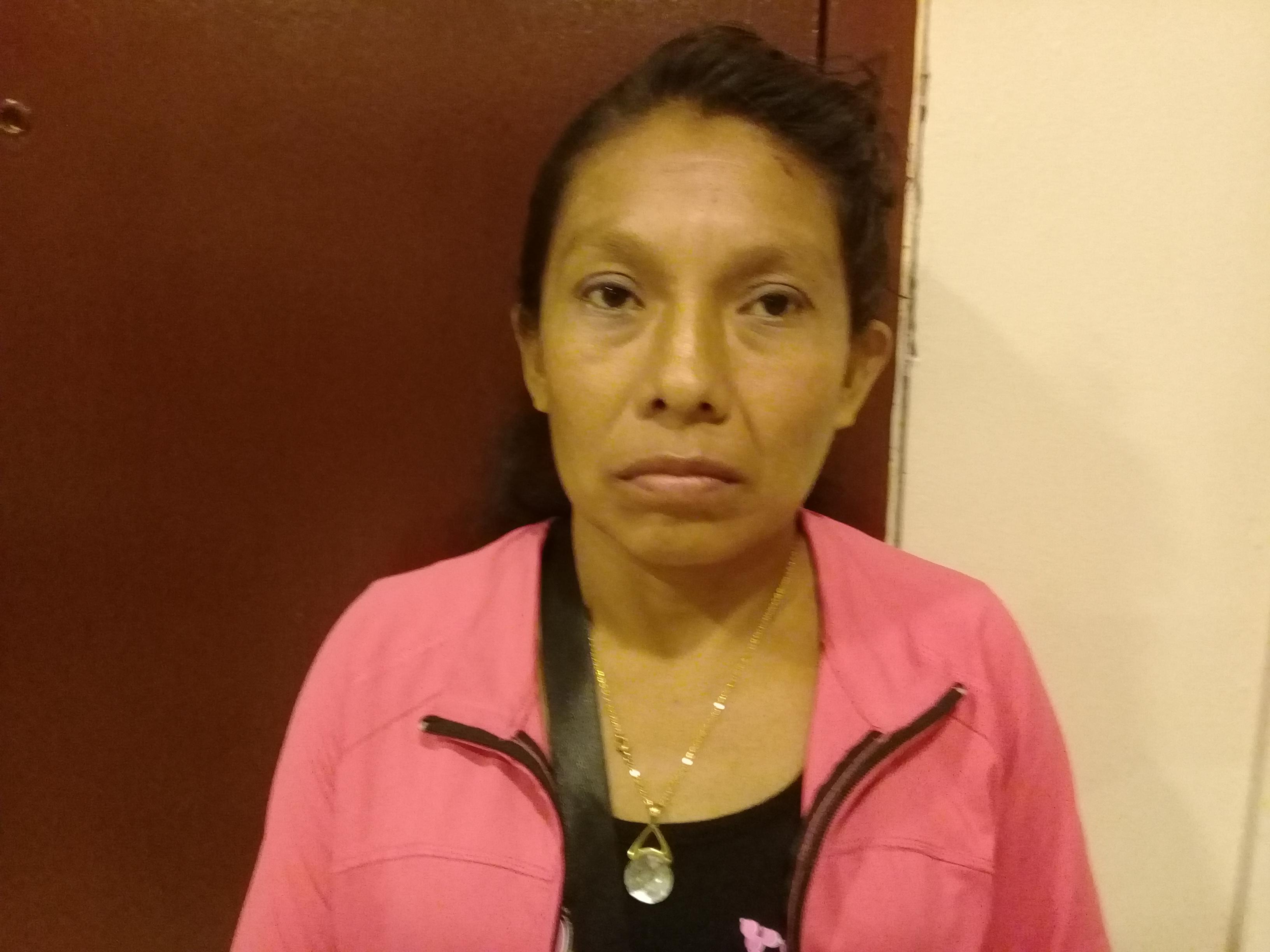 Elea Valle sigue pidiendo justicia. Fotografía: Artículo 66