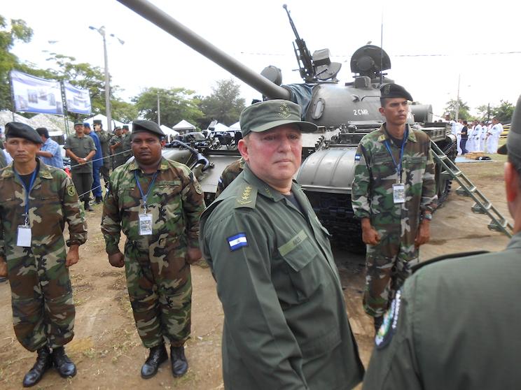 General de Ejército Julio César Avilés Castillo. Foto: 19Digital