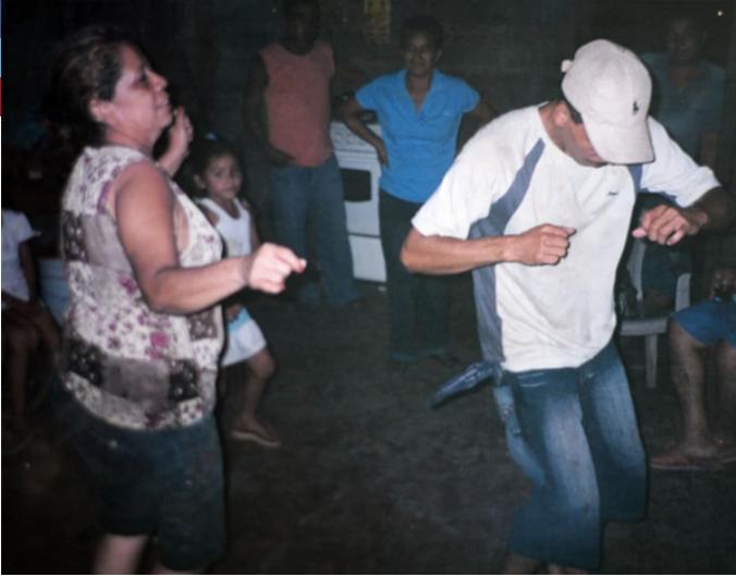 Juan Rafael Lanzas Maldonado, antes de ser detenido por la Policía Nacional. Foto/Cortesía