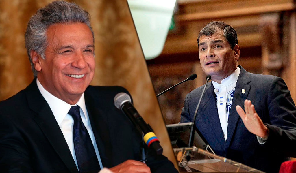 Ecuador vota por eliminar la reelección indefinida, con lo que le da un revés al expresidente Rafael Correa