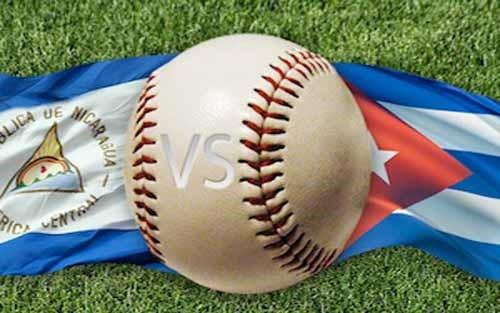 Selección de béisbol de Nicaragua se mide al «monstruo» cubano