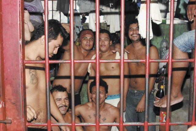 Asinamiento en las cárceles de Nicaragua. Foto: La Prensa