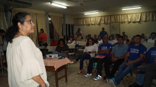 Onda Local es reconocida por Movimientos contra la minería. Foto: A. cruz