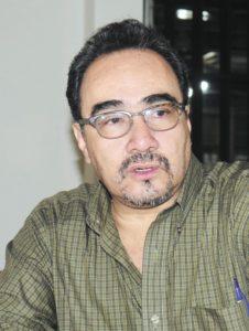 Alfonso Malespín, especialista en medios de comunicación
