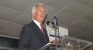 José Rubén Zamora, director de El Perióico de Guatemala. Foto: A. Cruz