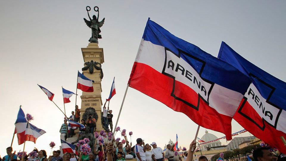 FMLN en agonía en El Salvador tras una votación legislativa que revitalizó a ARENA. Foto: Diario La Huella