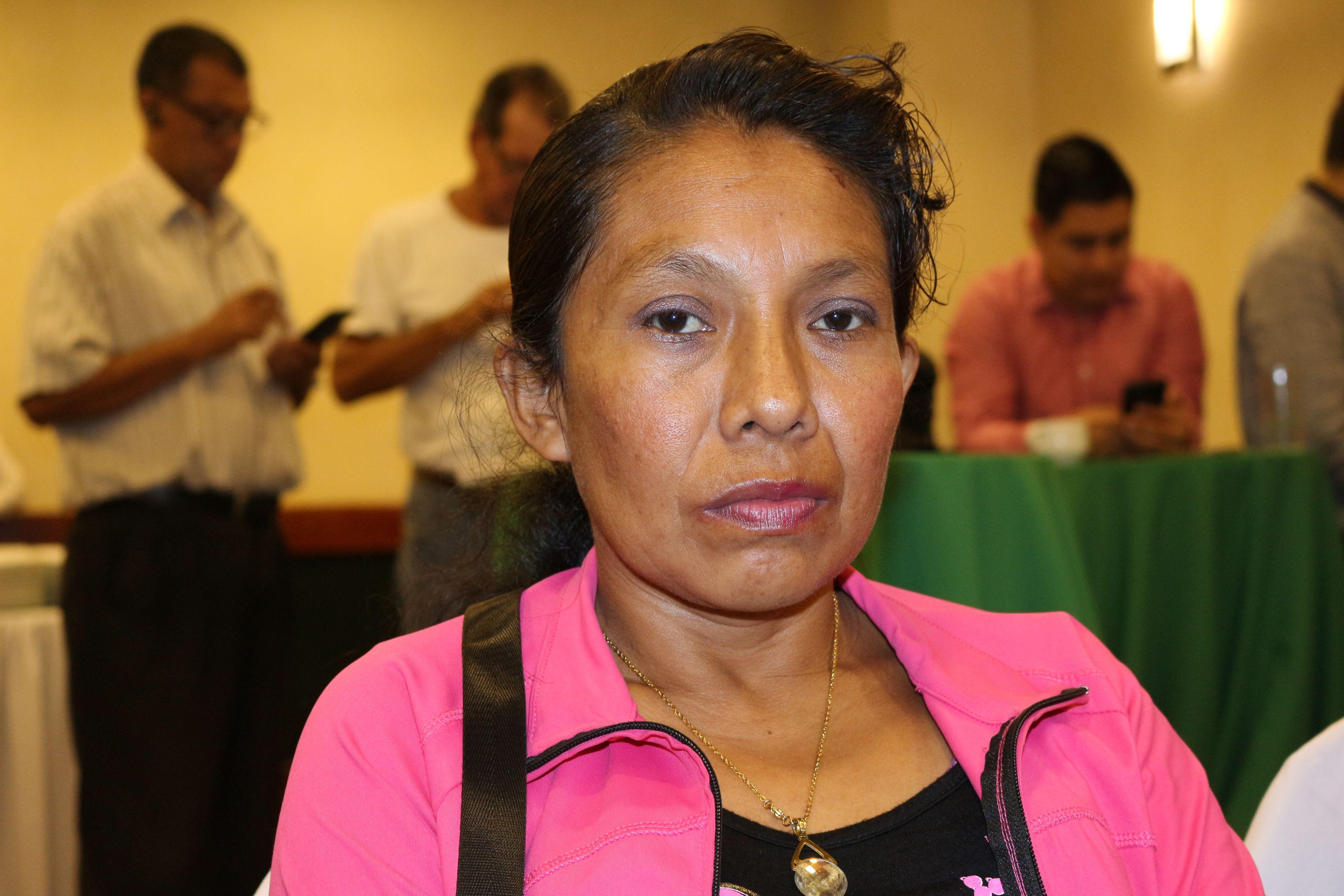 La Comisión interamericana de Derechos Humanos otorga medidas cautelares a Elea Valle. Fotografía: Artículo66/Abixael MG