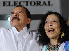 Gobierno de Daniel Ortega intenta enmascarar la Ley del bozal. Foto: Univision