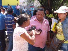 Siete sindicalistas que apoyaron la lucha de los trabajadores de la Alcaldía de Chichigalpa fueron despedidos. Foto: Cortesía