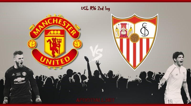 """El Manchester United recibe al """"peligroso"""" Sevilla, en la disputa del boleto a cuartos. Foto: AFOOTBALL.NET"""