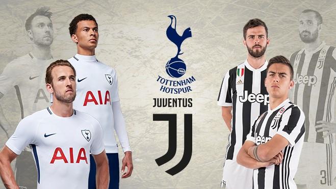 El Tottenham recibe a la Juventus en busca del boleto a cuartos de final. Foto: Internet