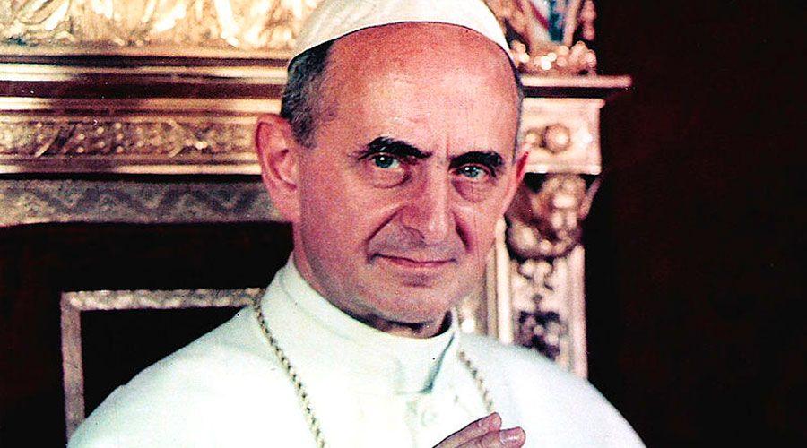 Papa Pablo VI se le recuerda como un hombre de dialogo, fraternidad y reconciliación . Foto: Aciprensa