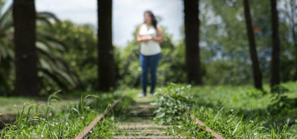 Daniela, una joven del norte de Nicaragua fue secuestrada por el Cartel de los Zetas (Imagen por VICE News)
