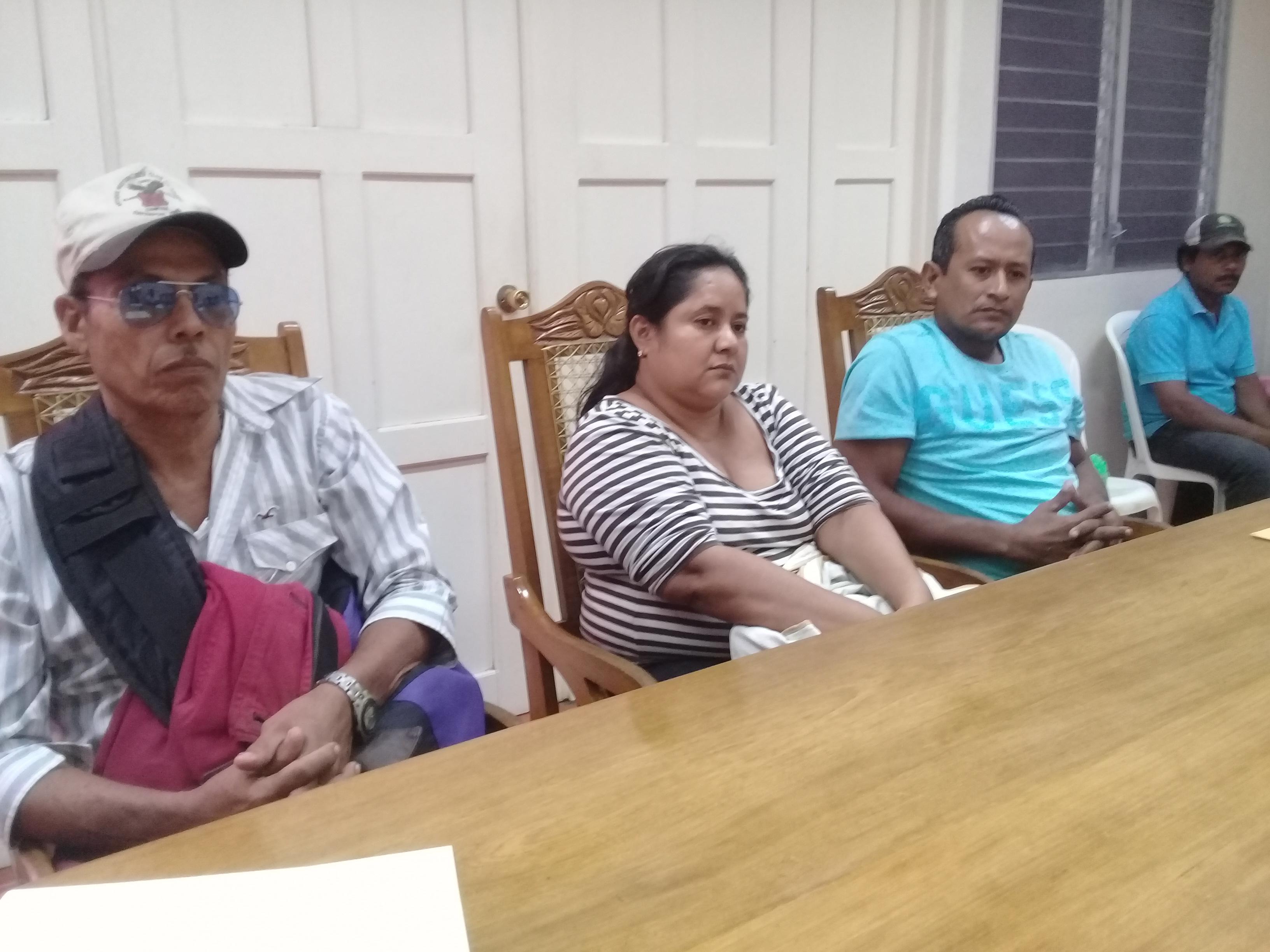 Miembros de la asociación de enfermos de insuficiencia renal crónica Nueva Esperanza. Fotografía: A.Mogollón/Artículo66