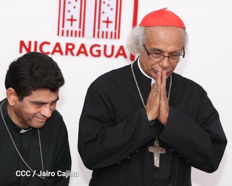 Conferencia Episcopal de Nicaragua acepta ser mediador del diálogo. Foto: Viva Nicaragua