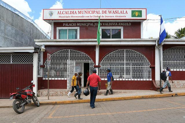 Alcaldía sandinista de Waslala realiza licitación simplificada con lagunas legales. Foto: Confidencial