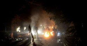 Otro ataque a jóvenes un la UPOLI deja más muertos y heridos, denuncian estudiantes. Foto: La Prensa